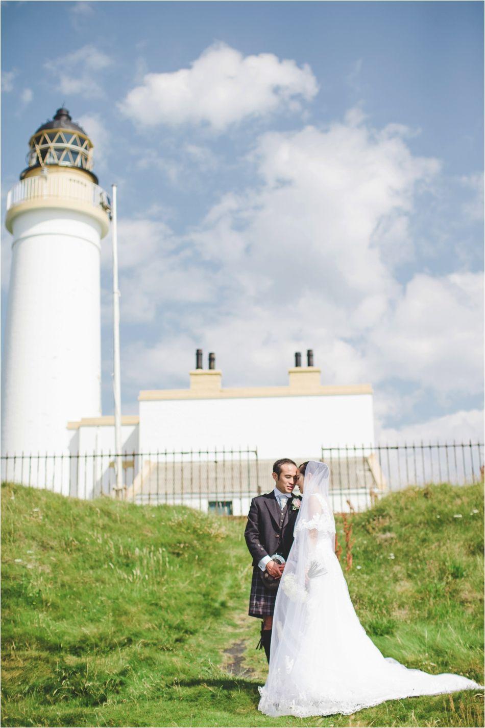 Fine Art Wedding Photographers :: The Gibsons :: creative wedding photographers scotland :: destination wedding photographers scotland :: natural wedding photographers :: romantic photographers Scotland :: wedding  turnberry ayrshire :: wedding photos :: lighthouse