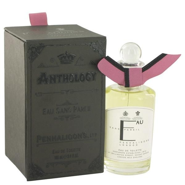 If you're looking for a sparkling and sensual fragrance that you can wear all day, eau sans pareil from penhaligon's is a romantic and soft choice for women. Introduced in 2011, this wistful and feminine scent uses notes of mandarin, raspberry, pineapple, pink pepper and jasmine to create a sophisticated and aromatic fragrance that lingers behind you as you cross a room, leaving a sweet impression. Wear this scent to work during the day, then let it follow you to a cocktail party in t...