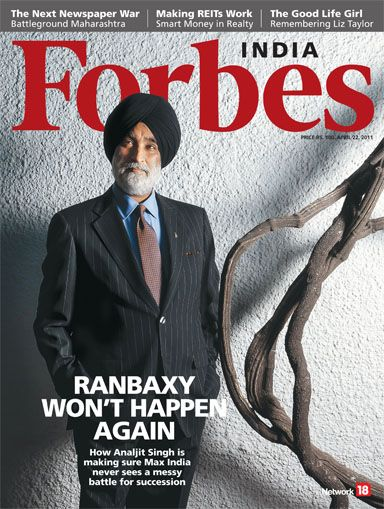 22 April 2011 Forbes Forbes Magazine Cover Forbes Magazine