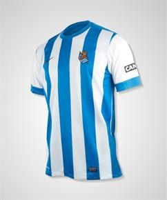 Real Sociedad 2013/14 Nike Home