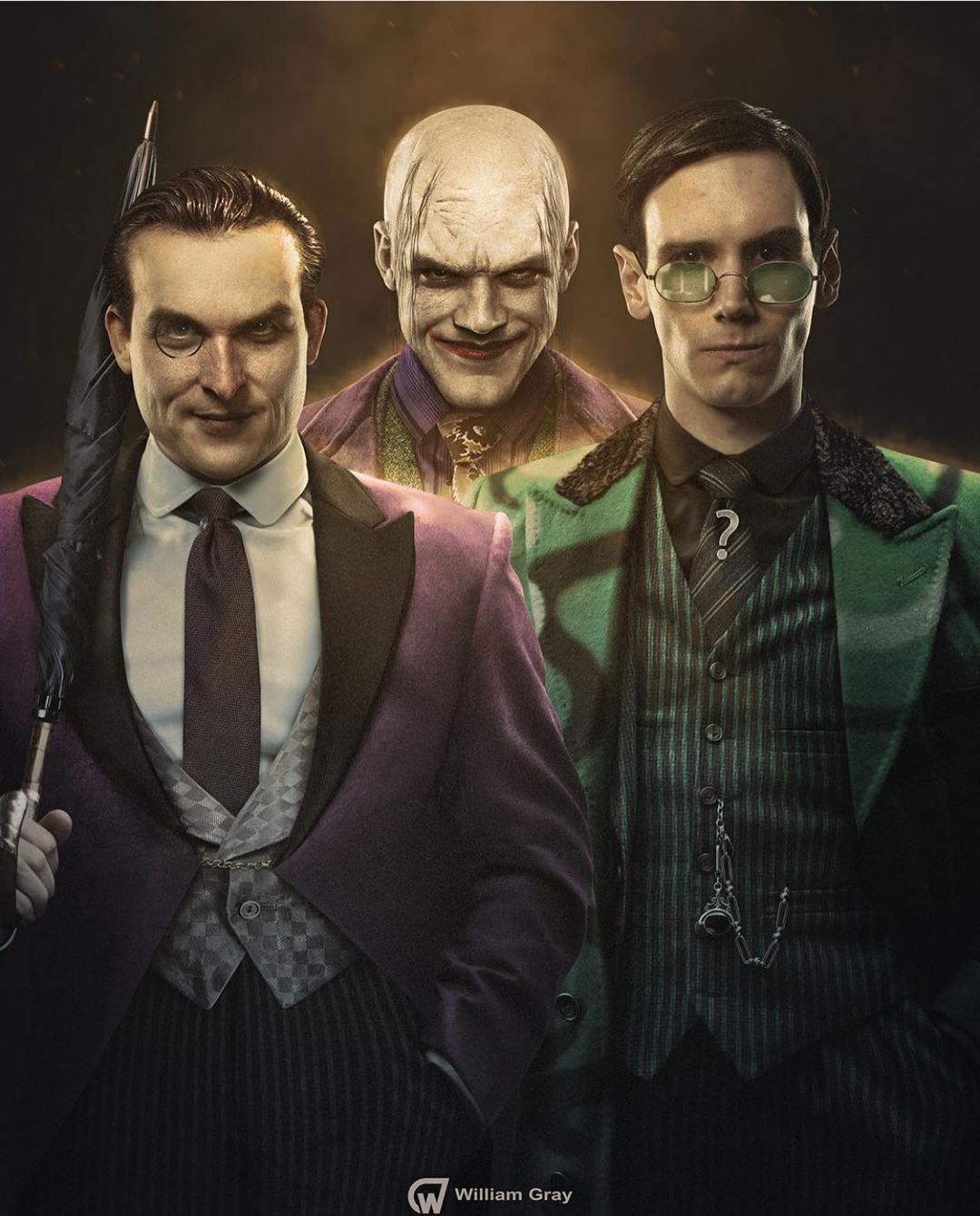 45++ Gotham villians information
