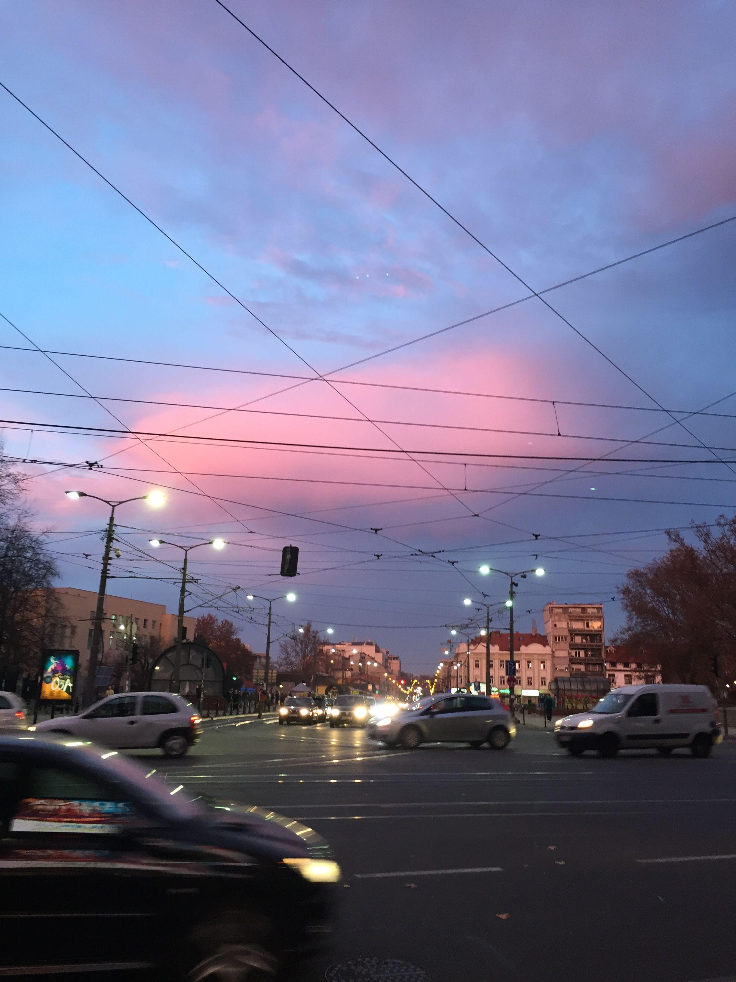 Sunset Sunset Celestial Outdoor