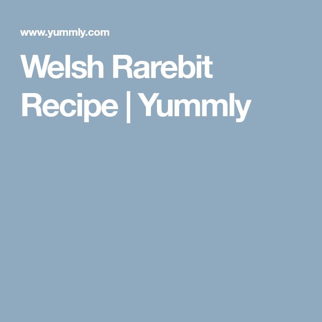 Welsh Rarebit Recipe   Yummly #welshrarebit Welsh Rarebit Recipe   Yummly
