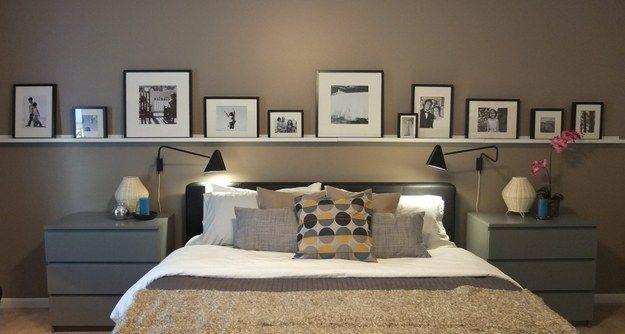 In The U K 1 In 5 People Sleep On An Ikea Mattress Home Home Decor Bedroom Wall