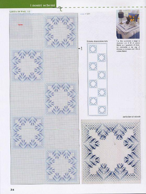 Swedish huck towel weaving Gallery.ru / Фото #21 - VAGONITE ...