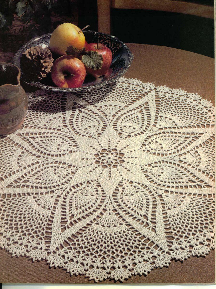 1.JPG (897×1200) | Crochet: Doilies | Pinterest