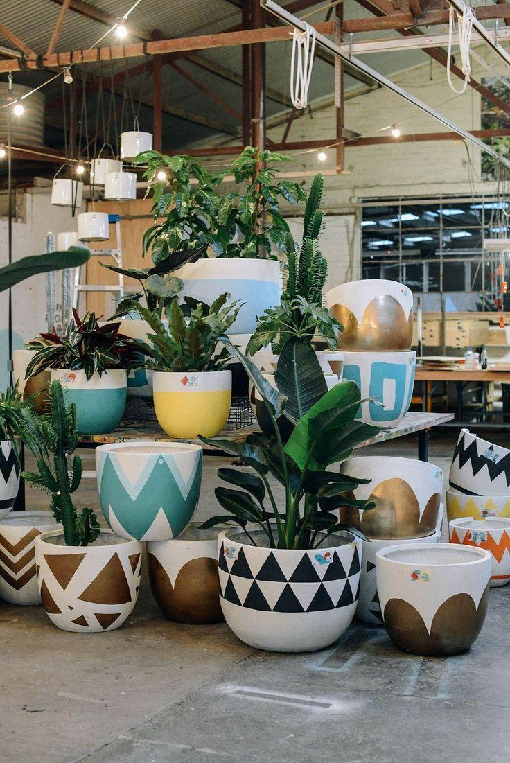 20+ Best Design Budgeting Große Outdoor-Pflanzgefäße