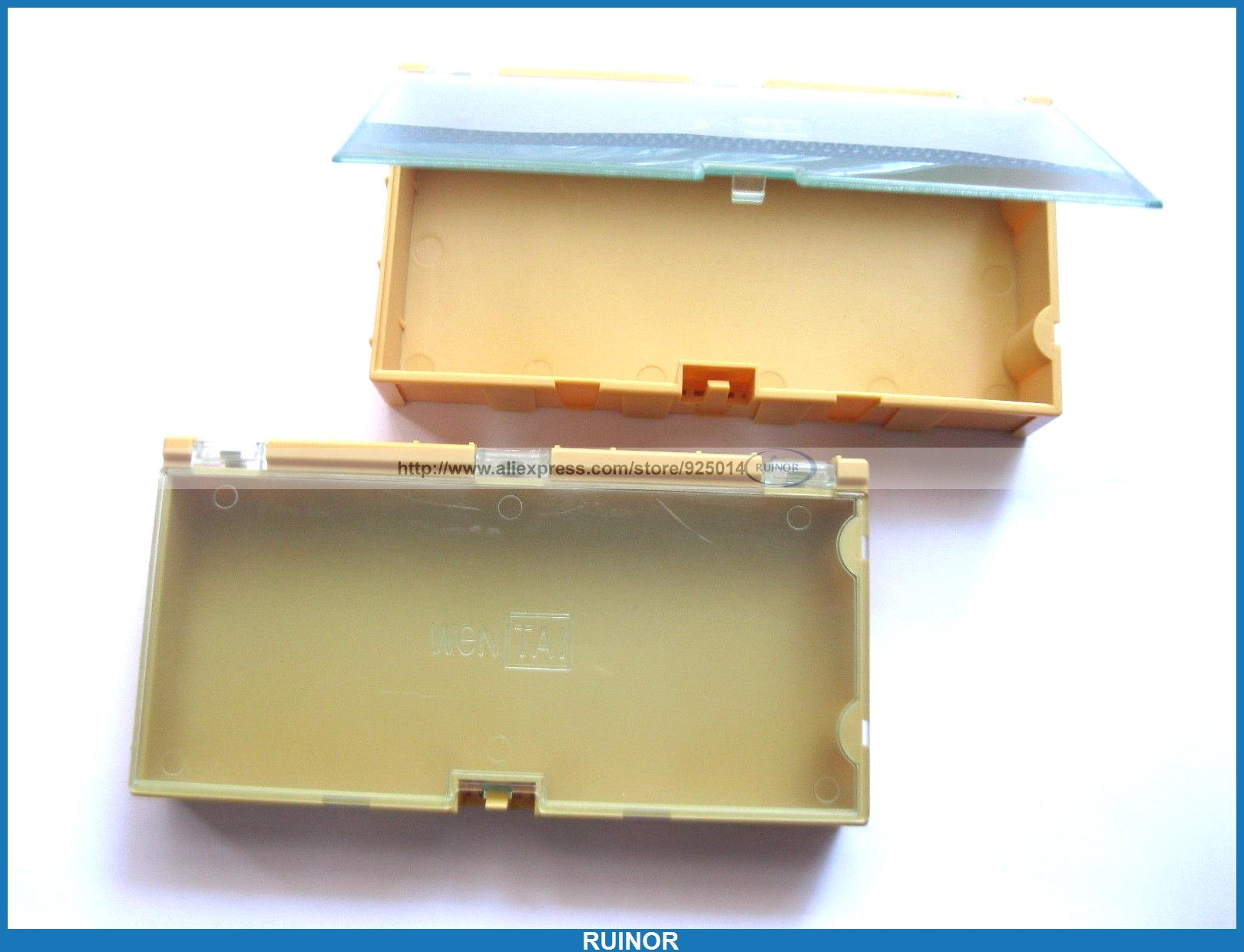 74.03$  Buy here - http://alitak.worldwells.pw/go.php?t=1649571271 - 20 Pcs Yellow Storage Box SMD SMT for Electronic Component Use New