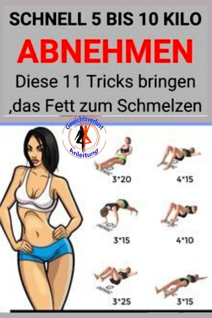 Heilmittel, um schnell und einfach Gewicht zu verlieren