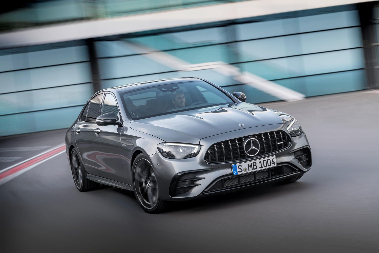 2021 Mercedes Amg E53 Sedan First Look Review Refreshed