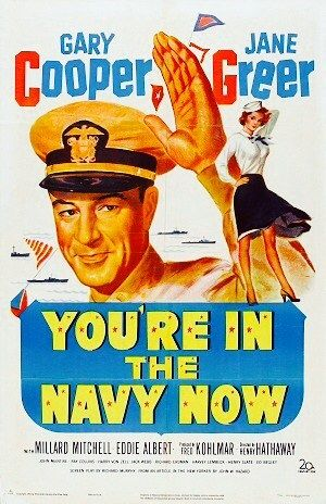 'You're in the Navy Now' (1951) ...