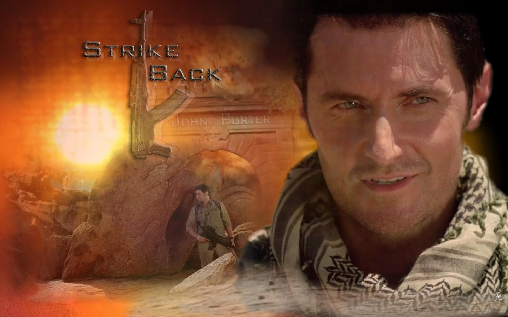 Strike Back Wallpapers | HD Wallpapers Base