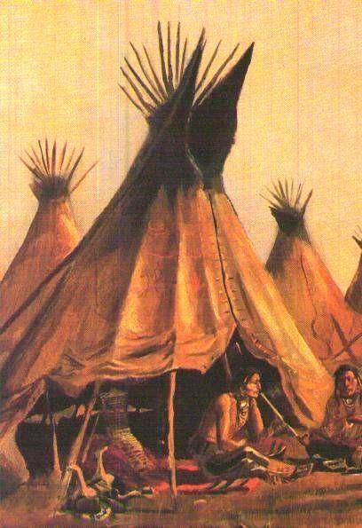 tepee-for-project Karankawa Indians | Native Americans | Pinterest ...