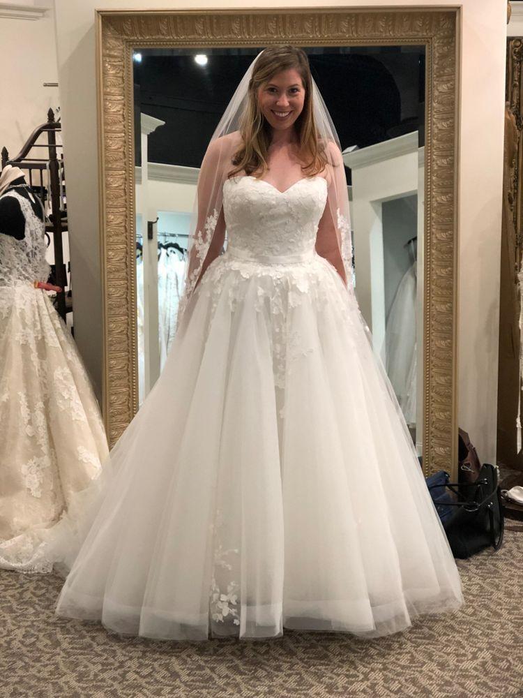 Casablanca Morning Glory Wedding Dress