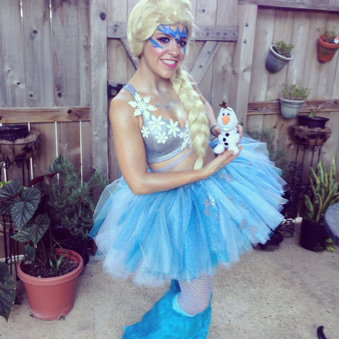 Elsa rave costume with images rave costumes rave