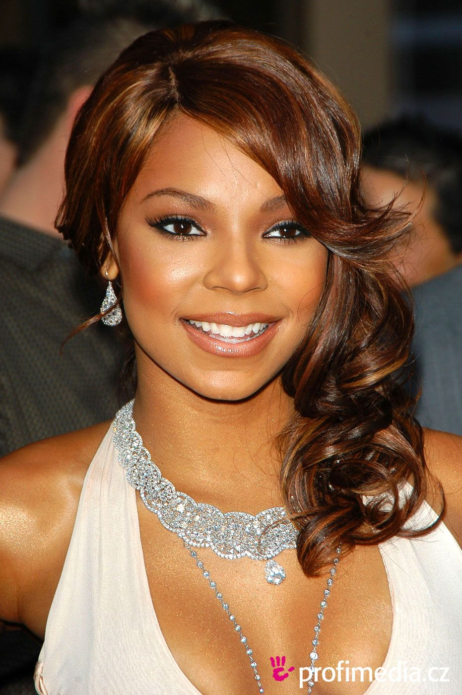 Image detail for prom hairstyle ashanti ashanti hair