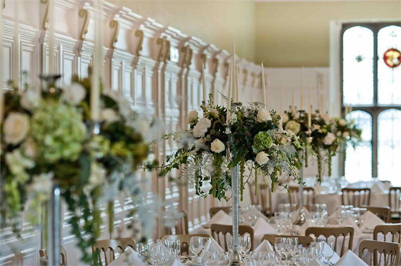 Hengrave Hall Wedding Venue
