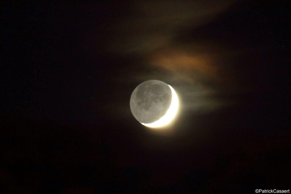 Facebook moon 2