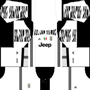 Juventus 2019 2020 Kits Logo Dream League Soccer Telecharger