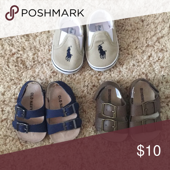 Baby Boy Shoes (3 pairs) | Boy shoes