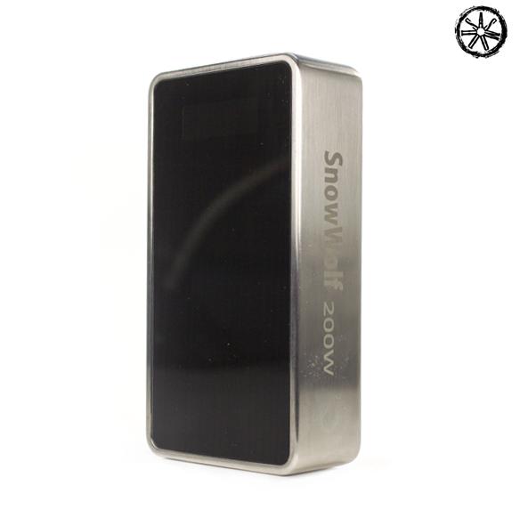 Viper Vape Inc - SnowWolf 200W Box Mod by Asmodus, $149.99 (http://www.viper-vape.com/products/snowwolf-200w-box-mod-by-asmodus.html)