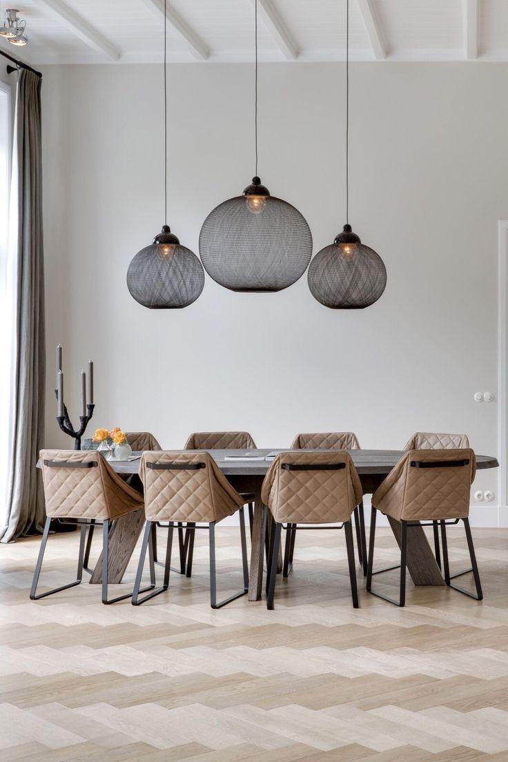 Afbeeldingsresultaat voor lampen boven.keukentafel | Ideeën voor het ...