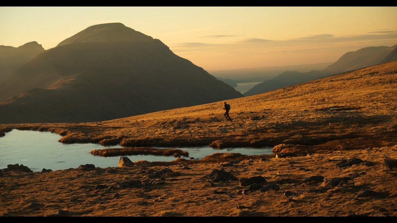 Running the Trails of the Lake District