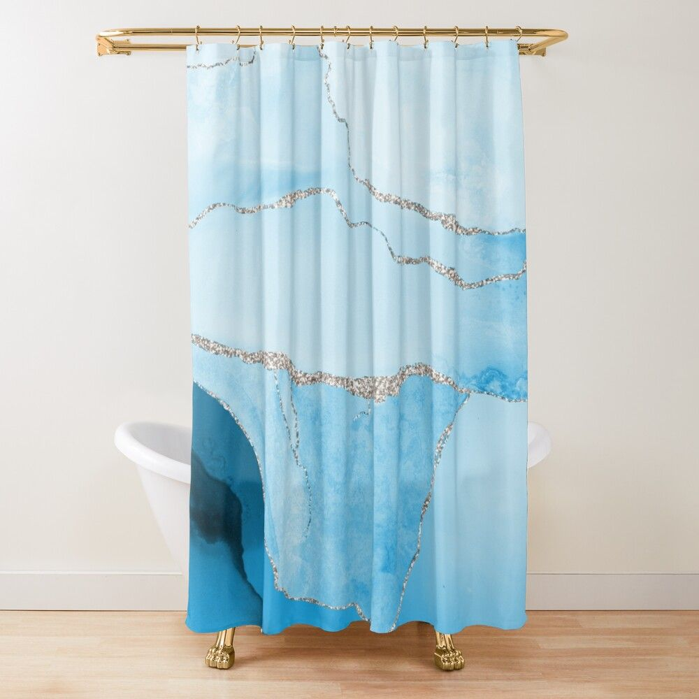 Pin On Shower Curtains Bathroom Accessories