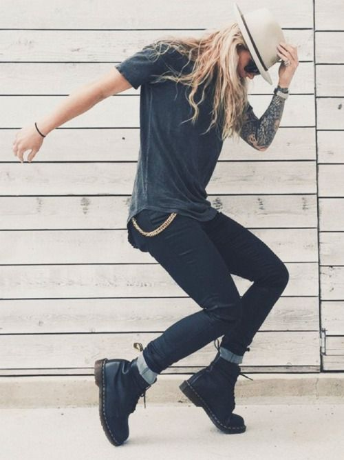 Ashlyn Harris is everything. tomboy femme Pinterest