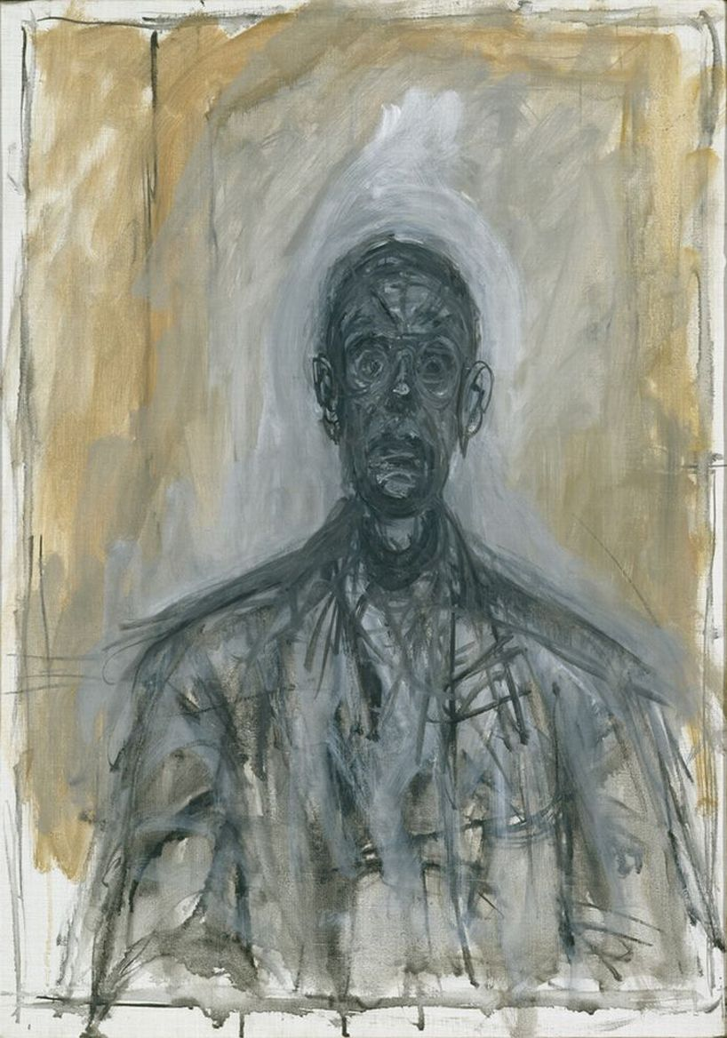 Image result for giacometti painting