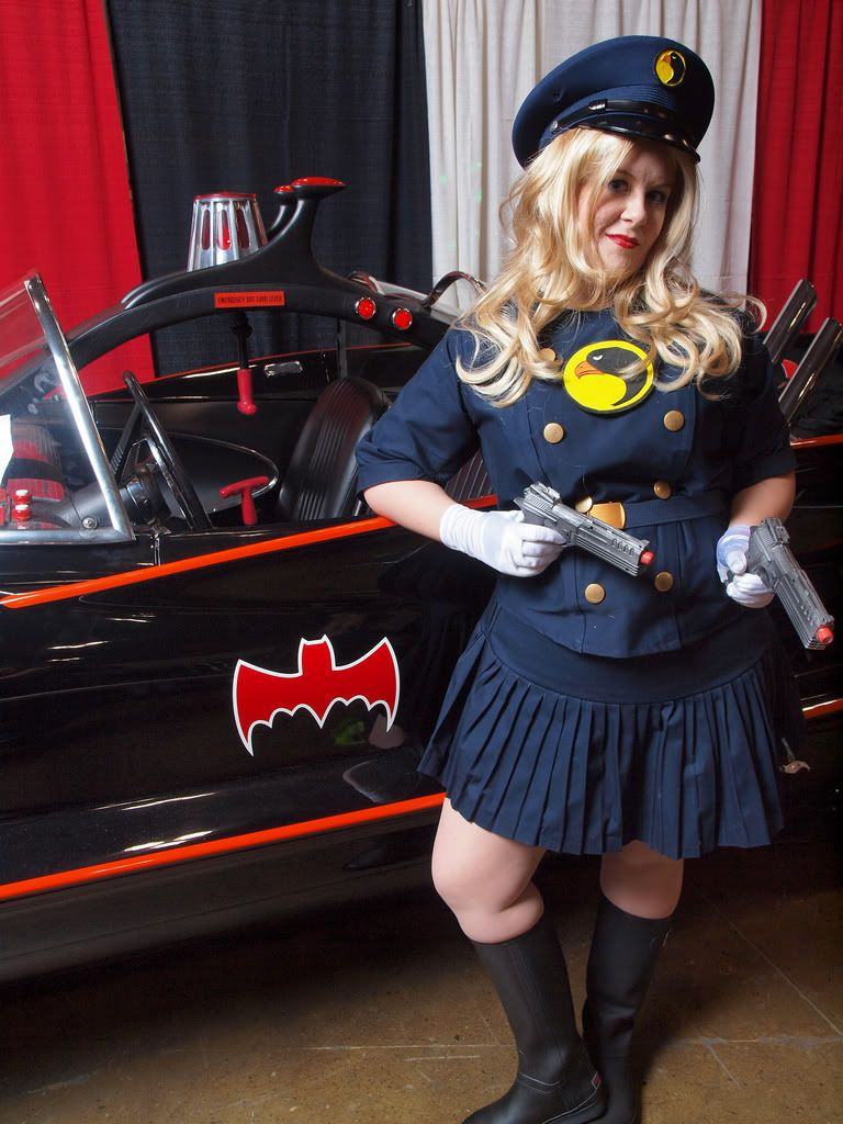 Pin on Superheroine Cosplays that caught my eye