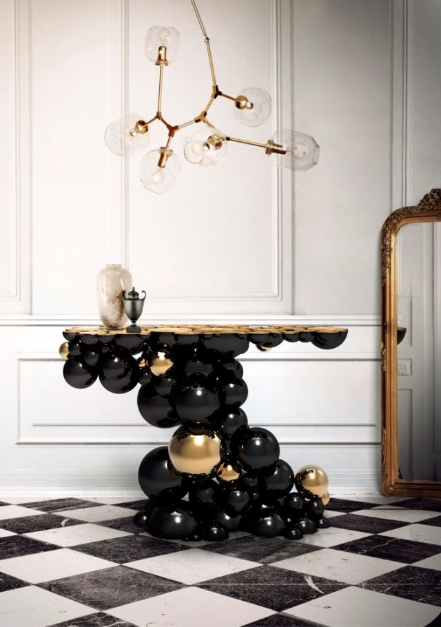 10 Best Modern Console Tables For Luxury Interior Design Project, Möbel