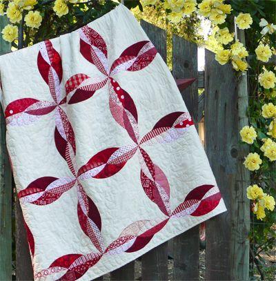 French Twist Quilt Pattern