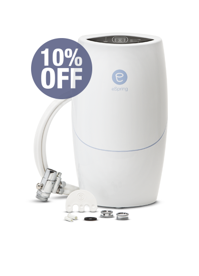eSpring™ Water Treatment System With Existing Tap - Water Treatment - Amway…
