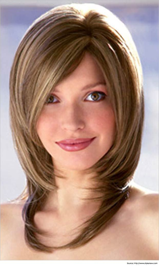 Medium Length Hairstyle For Women and cool hairstyle