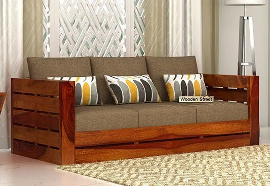 Pune Rustic Sofa Wooden Sofa Designs Sofa Design