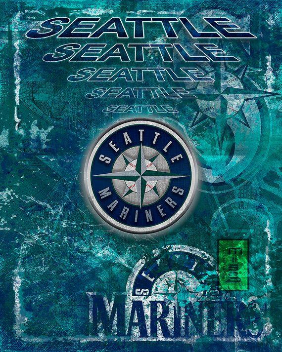 Seattle Mariners Mariners baseball, Seattle mariners