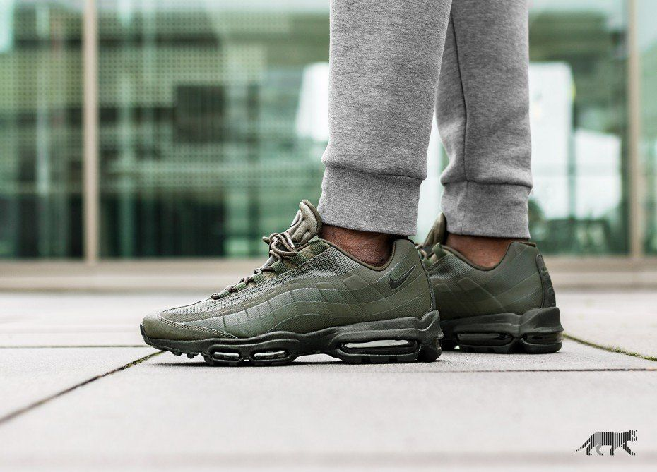 Nike Air Max 95 Ultra Essential With Images Nike Air Max 95