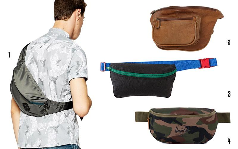 1883e387b057 Resultado de imagen para trendy waist pack | Backpack ideation ...
