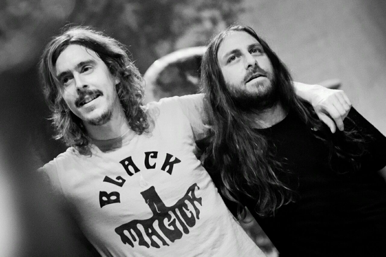 At this point, these guys are the only two long-time remaining band members. Kudos to Martin Mendez for sticking around as Opeth's most awesome bassist for so long. :)