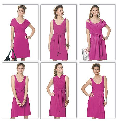 Image result for butterick infinity dress