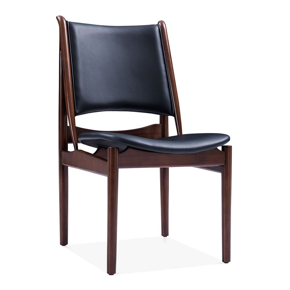 Esszimmerstühle Who's Perfect Black Wood Dining Chairs Stühle Wooden Dining Chairs Dining