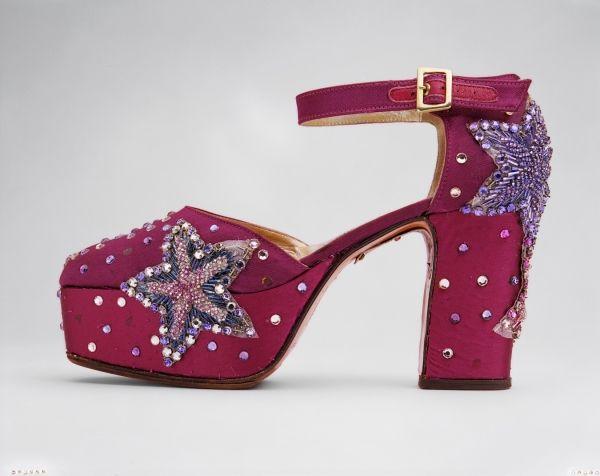 MADONNA: Concert Shoes, 1992-1994.