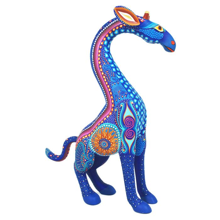 Luis Sosa: Imperial Giraffe | Sandia Folk