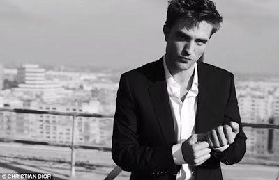 Robcecadas: Vídeos + Fotos Da Nova Campanha Da Dior Com O Robert (Dior Homme Intense)