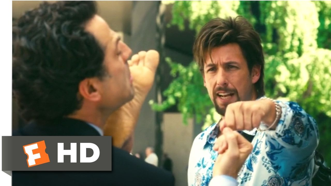 You Don T Mess With The Zohan 2008 Pretzel Fight Scene 4 10 Movieclips Youtube Zohan Funny Movie Scenes Funny Movies