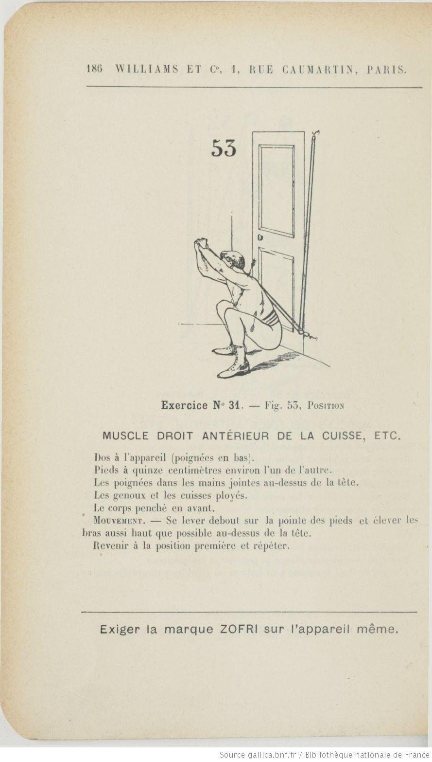 La culture du corps au point de vue de la santé | 1901 ...