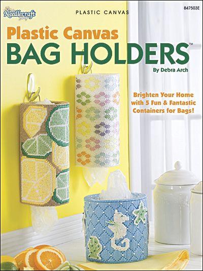 Plastic Canvas Bag Holders Plastic Canvas Pattern Book Download From New Plastic Canvas Pattern Books