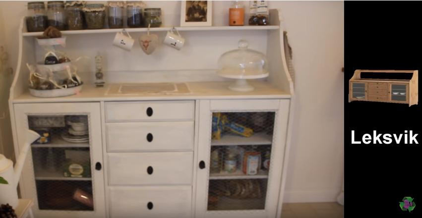 Dipingere i mobili dell ikea si pu sopratutto se scegli - Mobili laccati bianchi ...