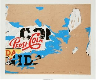 Mimmo Rotella, 'Pepsi,' 1979, Heritage Auctions: Valentine's Day Prints & Multiples